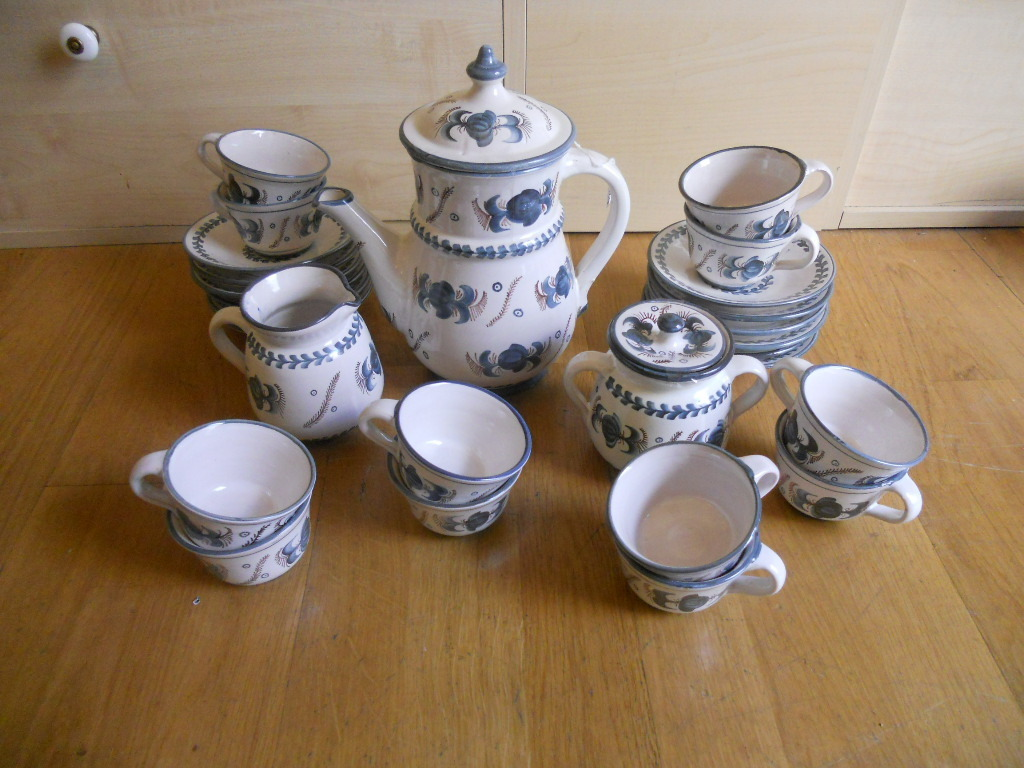 Traditional Coffee set